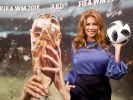 Palina Rojinski erntet mit Fußball-WM-Beitrag über Gorki-Park einen Shitstorm. (Foto)