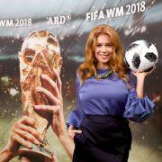 Moderatorin für WM-Beitrag beschimpft - DAS sagt Palina zum Shitstorm! (Foto)