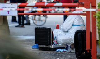 Bei einer Messerstecherei in München ist eine 25 Jahre alte Frau getötet worden. (Foto)