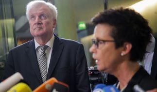 Bundesinnenminster Seehofer hat Bamf-Chefin Jutta Cordt als Behördenchefin entlassen. (Foto)