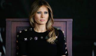 Melania Trump spricht sich offen gegen ihren Ehemann aus. (Foto)