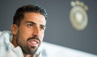 DFB-Nationalspieler Sami Khedira. (Foto)