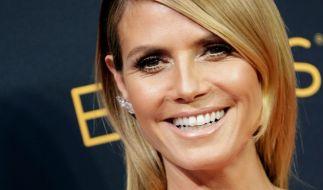 """Heidi Klum ist Jurorin bei """"America's Got Talent"""". (Foto)"""