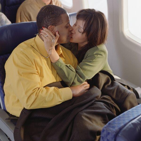 Echte Luftnummer! Pärchen beim Sex im Flugzeug gefilmt (Foto)