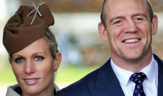 Zara Phillips und Mike Tindall sind zum zweiten Mal Eltern geworden. (Foto)
