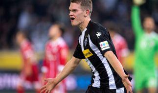 Matthias Ginter spielt aktuell für Borussia Mönchengladbach. (Foto)
