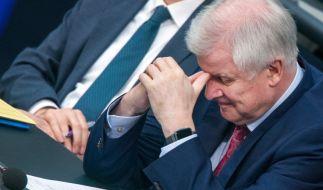 Horst Seehofer will die Wiedereinreise-Praxis beim Asyl sofort stoppen. (Foto)