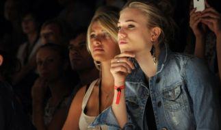 Sarina Nowak (links) ist heute als Curvy Model erfolgreich. (Foto)