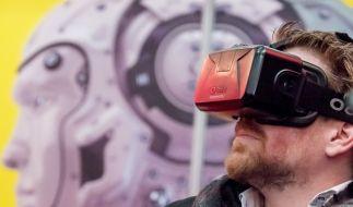 3D-Brillen könnten für Virtual-Reality-Pornos den Durchbruch bringen. (Foto)