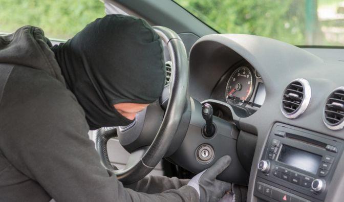 Autodiebstahl in Deutschland
