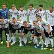 Richtig peinlich!? SO sahen unsere DFB-Stars früher aus (Foto)