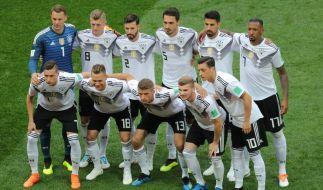 """""""Die Mannschaft"""" ist aus vielerlei Hinsicht was für's Auge - doch die Spieler haben einige spannende Entwicklungen gemacht! (Foto)"""