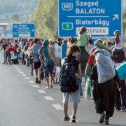 Ungarn stellt Flüchtlingshilfe unter Strafe (Foto)