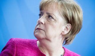 Angela Merkel setzt im Asylstreit auf eine europäische Lösung. (Foto)