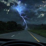 HIER warnt der DWD vor Gewitter, Starkregen, Hagel und Sturmböen (Foto)