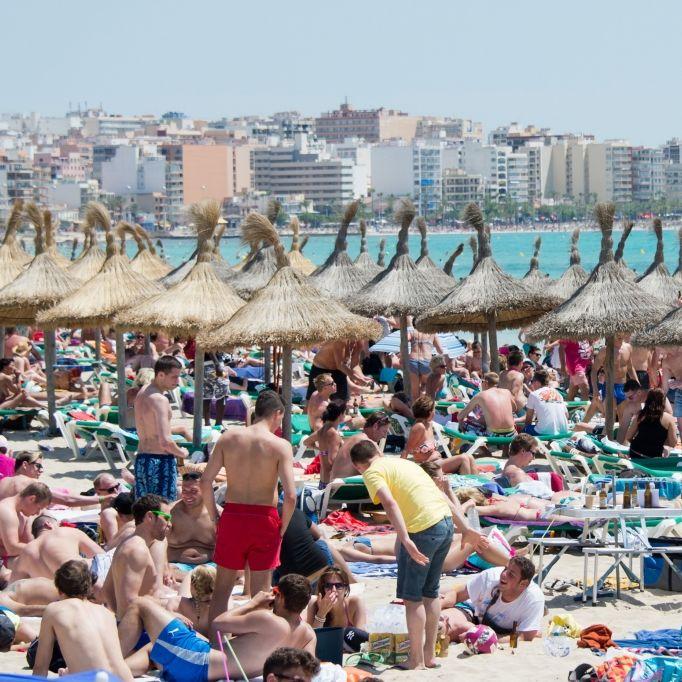 Alkohol-Verbot am Strand!Cala Rajada fordert Sauf-Stopp (Foto)