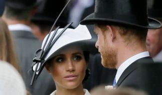 Herzogin Meghan ist dabei, ihren royalen Stil festzulegen. (Foto)