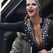 """Sexy im SciFi-Look! So macht La Mica jetzt auf """"Barbarella"""" (Foto)"""
