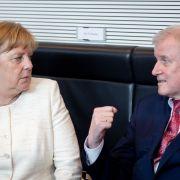 Seehofer spricht vom Ende der Koalition (Foto)