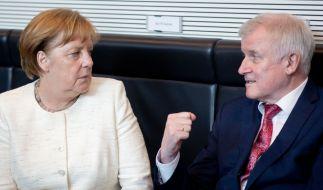 Aus den Reihen der CSU kommen weiter Spitzen gegen die Kanzlerin. (Foto)