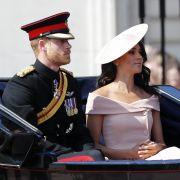 Baby-Alarm! Zwillinge für Herzogin Meghan und Prinz Harry? (Foto)