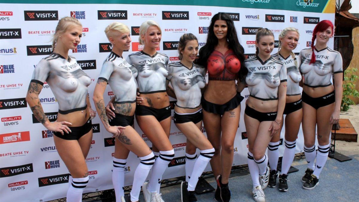 Nackt deutsche fussballer Nackt Fussball