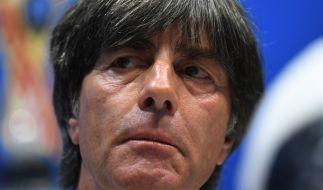 Das Privatleben von Bundestrainer Joachim Löw ist immer wieder Gegenstand von Medienberichten. (Foto)