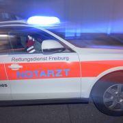 Kieferbruch! Betrunkener (20) attackiert Notärztin (Foto)