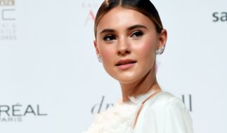 Stefanie Giesinger zeigt sich gerne in sexy Outfits. (Foto)