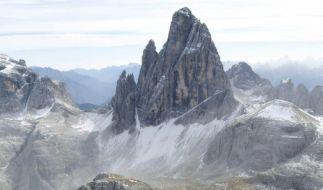 Ein 47 Jahre alter Mann ist in den Dolomiten beim Basejumping tödlich verunglückt (Symbolfoto). (Foto)