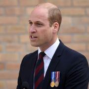 Ausflug ins Kriegsgebiet! Muss sich Kate Middleton um ihren Mann sorgen? (Foto)