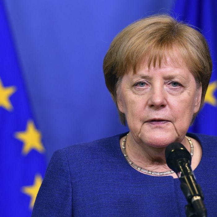 MDR-Reporter fordert Rücktritt von Angela Merkel (Foto)