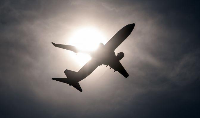 Gefahren bei Flugreisen