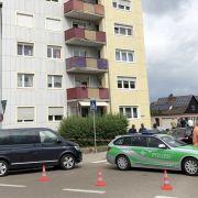 4 Tote in Franken: Beschuldigter Vater äußert sich nicht (Foto)