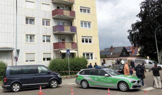 Im bayerischen Gunzenhausen sind am Dienstagmorgen eine Mutter und ihre drei Kinder tot aufgefunden worden. (Foto)