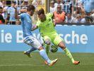 1860 München gegen Zwickau im TV