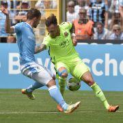 Die Highlights von TSV 1860 München vs. Hallescher FC (Foto)