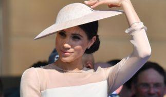 Meghan Markle setzt für die Royals in Sachen Mode neue Maßstäbe. (Foto)