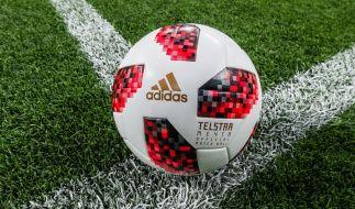 Bei der Fußball-WM 2018 sind zahlreiche Spieler aus der Bundesliga im Einsatz. (Foto)