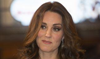 Vor einigen Jahren bekam Kate Middleton Besuchsverbot beim Wimbledon-Turnier. (Foto)