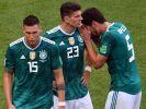 Deutschlands WM-Aus in Russland 2018