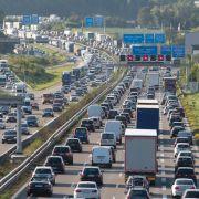 Sommerferien-Anfang: Auf diesen Autobahnen droht Stau-Alarm (Foto)