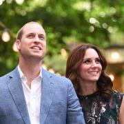 Insider offenbart: 4. Kind für Herzogin Kate und Prinz William kommt (Foto)
