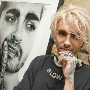 Heiße Haut! SO krass sind seine Tattoos (Foto)