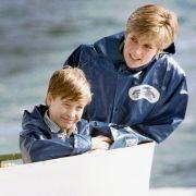 Prinzessin Diana liebte ihre beiden Söhne Prinz William und Prinz Harry abgöttisch.