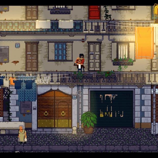 Knackige Pixel-Action! Mafiosi ballert sich durch Mailand (Foto)