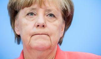 Angela Merkel ist in der Gunst der Bürger abgerutscht. (Foto)