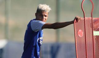 Der Schalker Fußball-Profi Amine Harit wurde in seiner Heimat Marokko in einen Unfall mit Todesfolge verwickelt. (Foto)