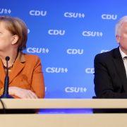 Vertrauensfrage letzter Ausweg - DAS meint die Kanzlerin! (Foto)
