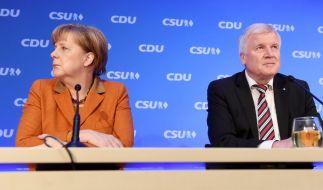 Angela Merkel lässt die Vertrauensfrage offen. (Foto)